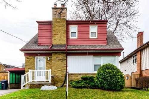 65 Eldomar  Ave ,  W4424408, Brampton,  for sale, , Brian McLeod, Royal LePage Credit Valley Real Estate, Brokerage*